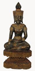 Boon Decor Bhumisparsha Mudra Buddha 25 high