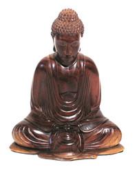 Meditating Buddha / SOLD