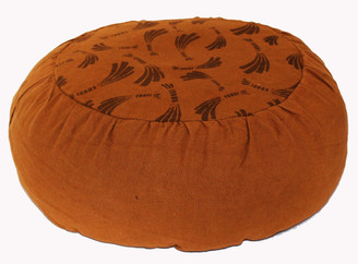 Boon Decor Meditation Cushion Zafu Pillow -100percent Pre-washed Cotton SEE COLORS
