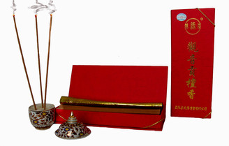 Boon Decor Incense - Pure Sandalwood - Gift Boxed