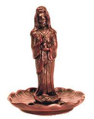 Boon Decor Quan Yin Incense Holder - Resin 5.5 High