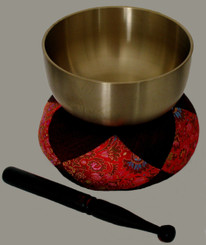 Boon Decor Singing Bowl Set - Japanese Spun Brass Rin Gong 4.2 dia SEE COLOR CHOICES