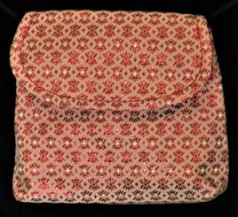 Boon Decor Mini Shoulder Bag - Silk ID/Cosmetic Purse Brocade Silk