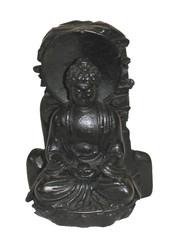 Boon Decor Meditating Zen Buddha - 2.75 Resin