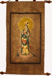 Boon Decor Wall Hanging - Buddhist Art Quan Yin Wall Hanging