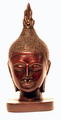 Boon Decor Buddha Head - Ou Tong Style - 5.5 Resin