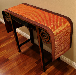 Boon Decor Table Runner or Wall Hanging Classic Brocade Fabric One of a Kind SEE COLORS