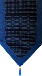 Boon Decor Table Runner or Wall Hanging -Global Weave SEE COLORS and PATTERNS