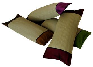 Boon Decor Tatami Decorative andTherapeutic Neck Pillow SEE COLORS