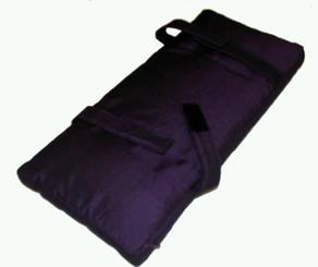 Boon Decor Seiza Bench Cushion Showing Velcro Strap