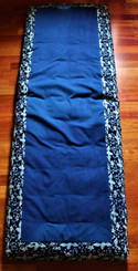 Boon Decor Bed Roll Exercise mat with Carry Handle - Good Luck Cranes Pattern