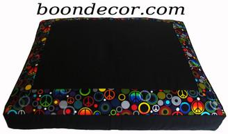 Boon Decor Zabuton Meditation Floor Cushion Limited Edition Retro Collection