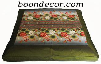 Boon Decor Meditation Cushion Floor Mat - Zabuton - Limited Edition - Sanctuary Collection