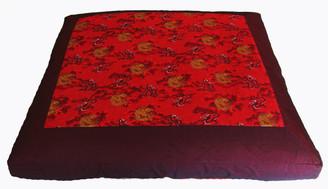 Boon Decor Meditation Cushion Floor Mat - Golden Dragons Zabuton Memories of China