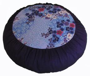 Boon Decor Meditation Cushion - Limited Edition Zafu - Sakura Blossoms