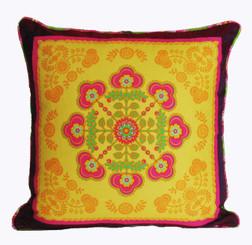 Boon Decor Decorative Throw Pillow One of a Kind Gypsy Bandana 24X24 SEE CHOICES
