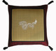 Boon Decor Japanese Tatami Throw Pillow - Embroidered with Burmese Silk Trims SEE CHOICES