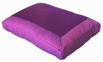 Boon Decor Meditation Pillow Sitting Zafu Cushion Rain Silk SEE COLOR CHOICES