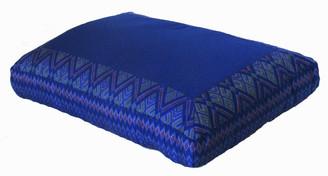 Boon Decor Meditation Cushion Sitting Zafu Pillow Global Ikat SEE COLOR PATTERN CHOICES