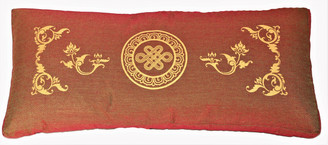 Boon Decor Backrest Support Cushion Silkscreen Sacred Symbols SEE COLOR and SYMBOLS