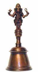 Boon Decor Ganesh Bell - 8 Bronze