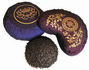 Boon Decor Buckwheat Hulls - 1st Quality - Organic and Domestically Grown 1-5 lbs SEE CHOICES