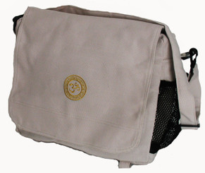 Boon Decor Yoga/Gym/Tote/Computer Messenger Bag Om in Lotus SEE COLORS