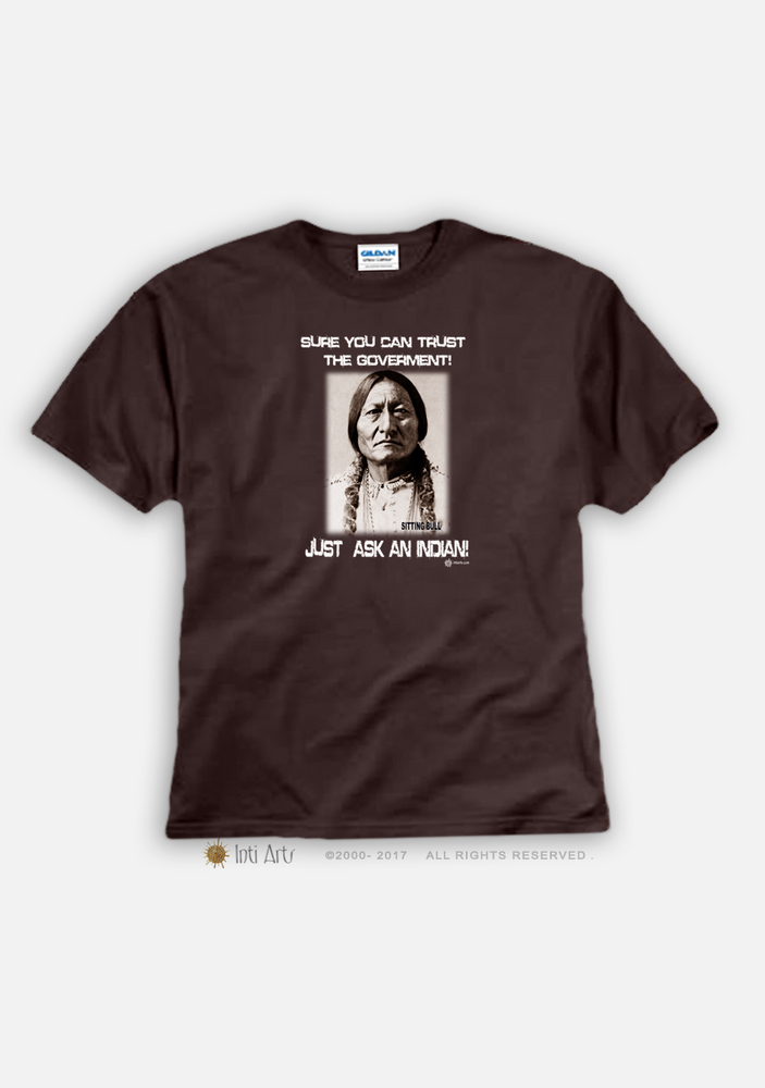 Just Ask, Sitting Bull