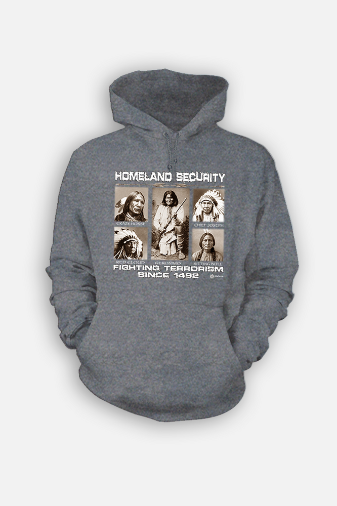 Homeland Security Pictures Hoody