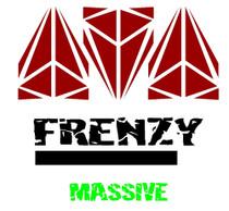 Cut Vinyl Frenzy Massive Decal