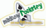 Madcow Rocketry Decal