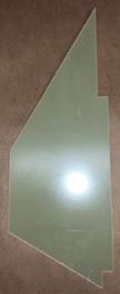 """4"""" Fiberglass Super DX3 Fin (75 mm motor mount)"""