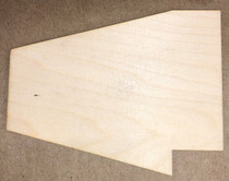 "4"" AGM-33 Pike Aft Fin"