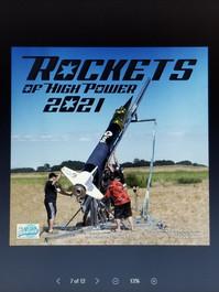 Rockets of High Power Calendar by Nadine