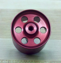 Minimum Diameter Motor Retainer, 38mm, with Bypass Holes