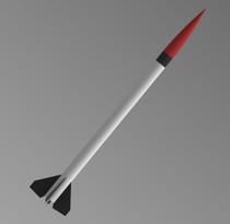 """3"""" Fiberglass IQSY Tomahawk 1/3 Scale"""