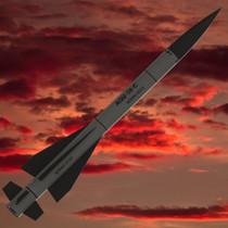 "4"" Fiberglass AGM-58 Missile"