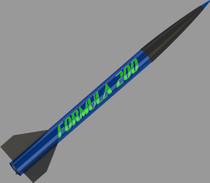 "8"" Fiberglass Formula 200 ™"