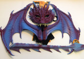 Purple dragon set