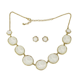 Fairy Drops Necklace Ice White