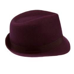Fedora Hat Purple