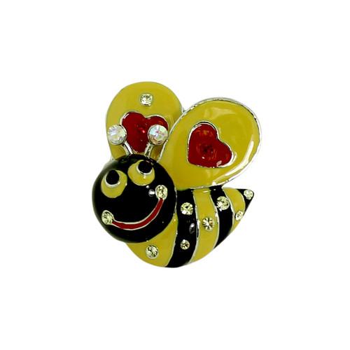 Bumblebee Love Ring