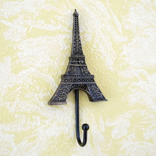 Eiffel Tower Wall Hook