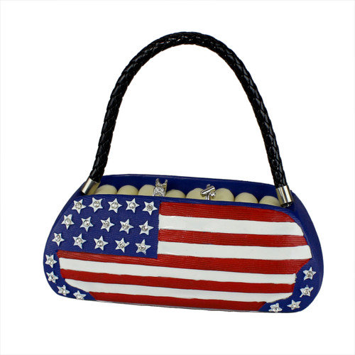 US Flag Collection Purse Ring Holder