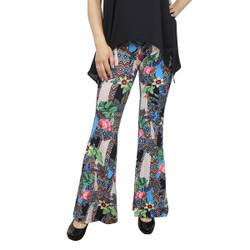 Friendship Flowers Bell Bottoms