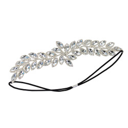 Crystal Filigree Headwrap Headband