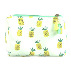 Pineapple Print Multiuse Bag Tassels