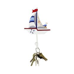 sailboat wall hook