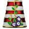 Red Lighthouse Trinket Box Bejeweled