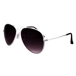 Aviator Sunglasses White